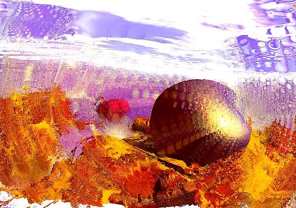 Anastasiya Malakhova - Pebbles on a Beach