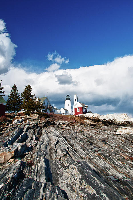 Guy Whiteley - Pemaquid Lighthouse 4825