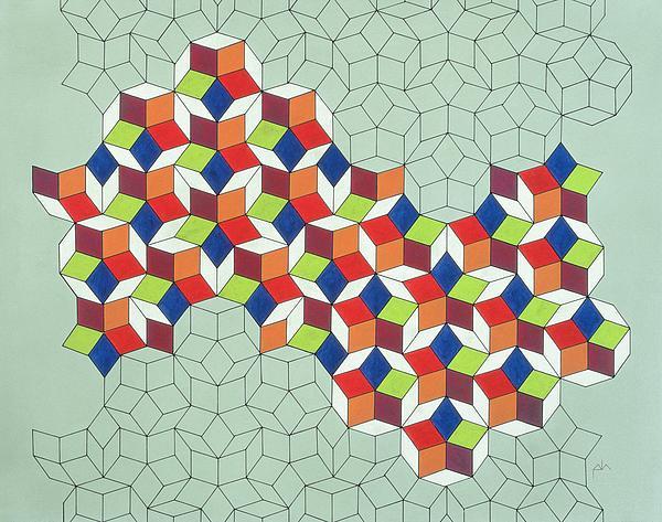 Penrose's Conundrum Print by Peter Hugo McClure