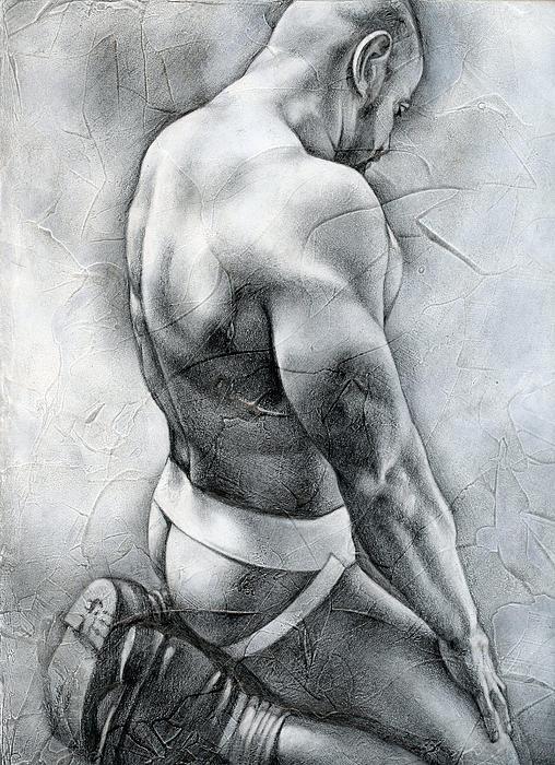 Penumbra Print by Chris  Lopez