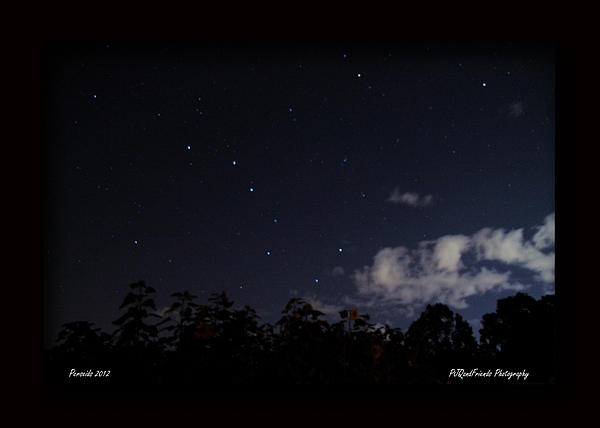 Perseids Big Dipper Print by PJQandFriends Photography