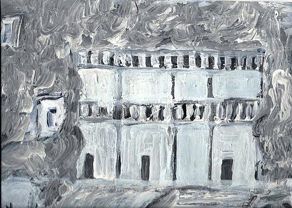 Petra Print by Didier MAJOIE