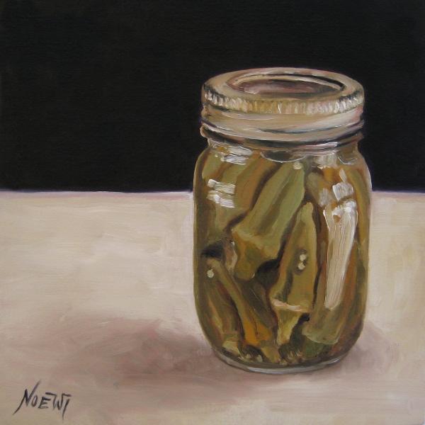 Jindra Noewi - Pickled Okra
