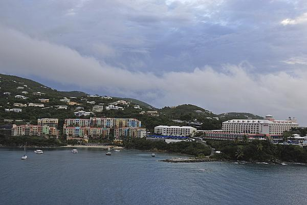 Picture Perfect Saint Thomas  Print by Willie Harper