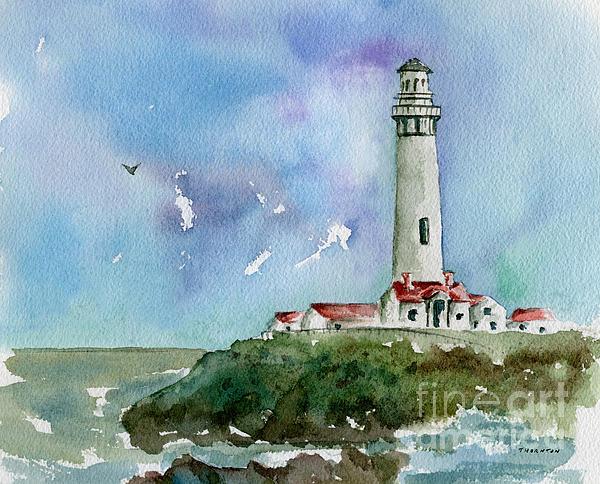 Diane Thornton - Pigeon Point Lighthouse