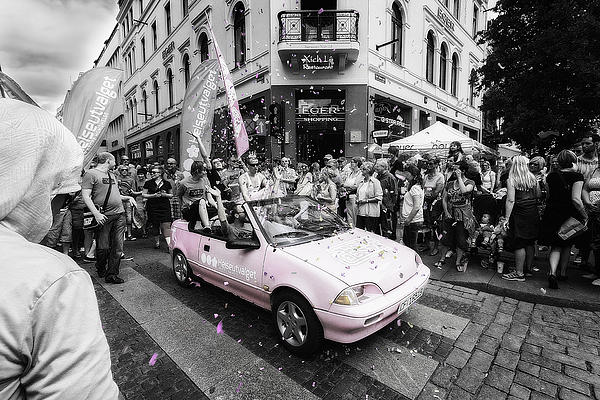 Erik Brede - Pink Cadillac
