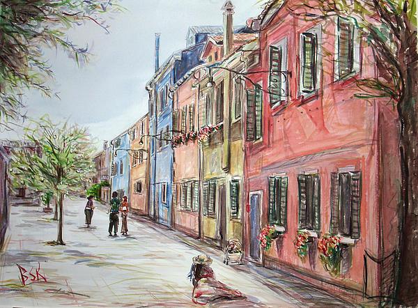Becky Kim - Pink Street