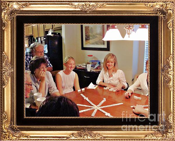 Janette Boyd - Playing Games with the Family