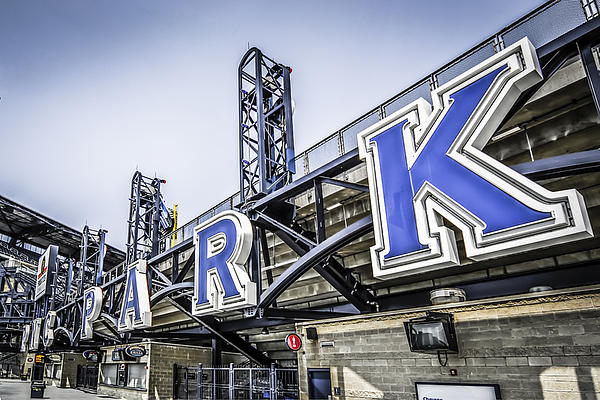 Pnc Park Print by Chris Smith