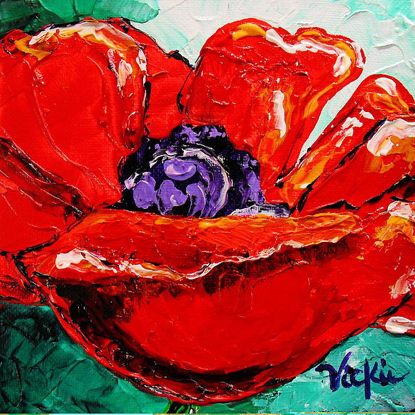 Vickie Warner - Poppy 1