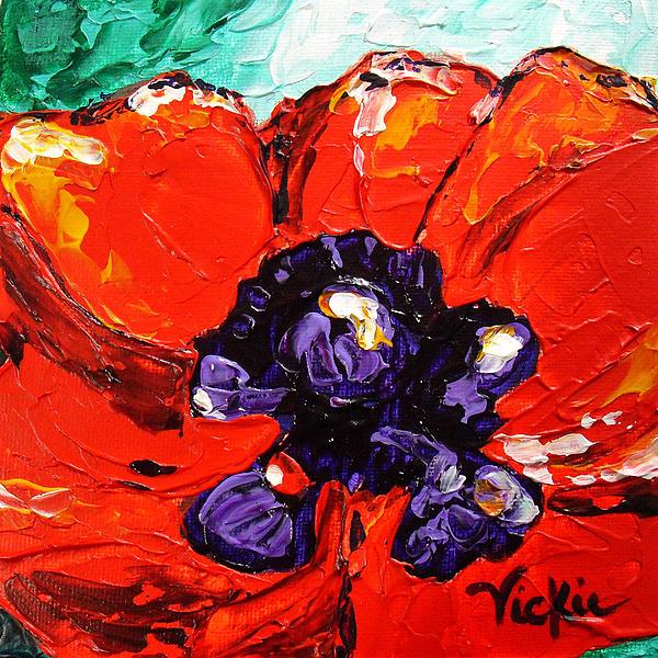 Vickie Warner - Poppy 4