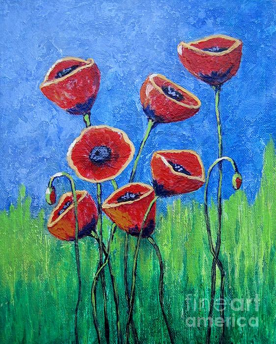 Suzanne Theis - Poppy Party