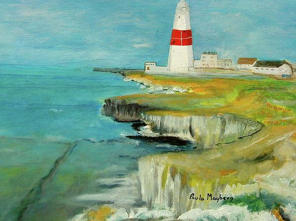 Paula Maybery - Portland Bill