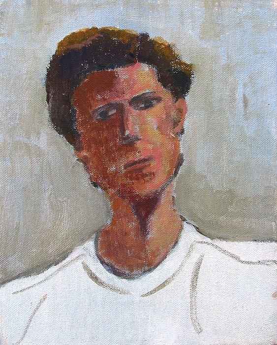 Anita Dale Livaditis - Portrait of Troy