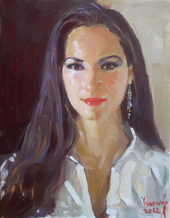 Ylli Haruni - Portrait