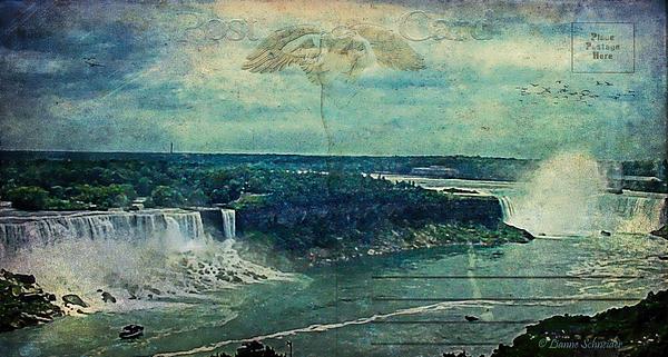 Lianne Schneider - Postcard...Impressions of Niagara