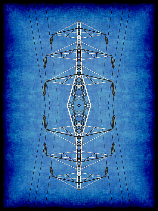 Power Up 3 Print by Wendy J St Christopher