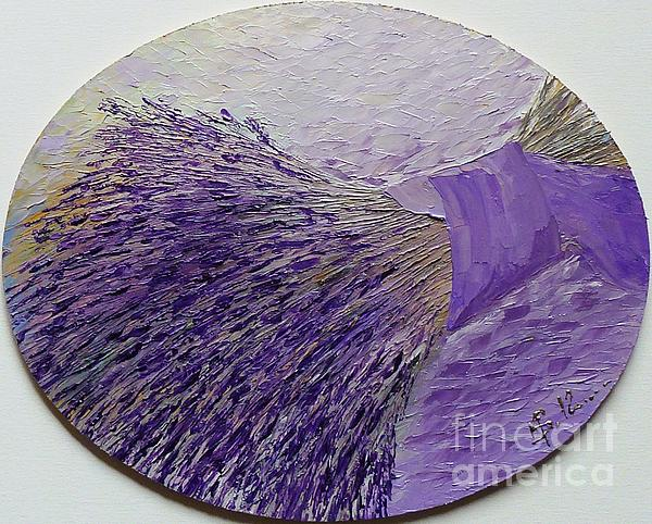 AmaS Art - Provence Lavender Forever