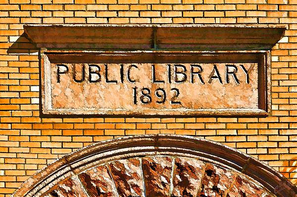 Bill Caldwell -        ABeautifulSky Photography - Public Library 1892 - 3