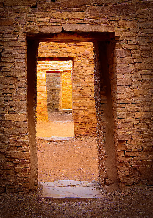 Inge Johnsson - Pueblo Doorways