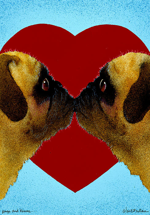 Will Bullas - Pugs And Kisses...