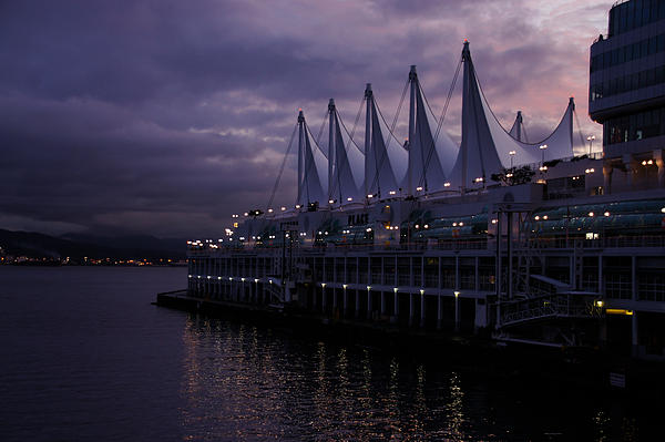 Georgia Mizuleva - Purple Dawn in Vancouver