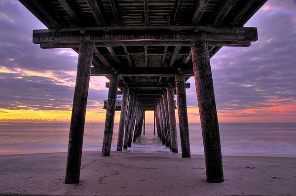 Dan Myers - Purple Sunrise