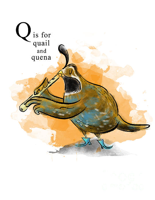 Q Is For Quail Q Is For Quail by Sean...