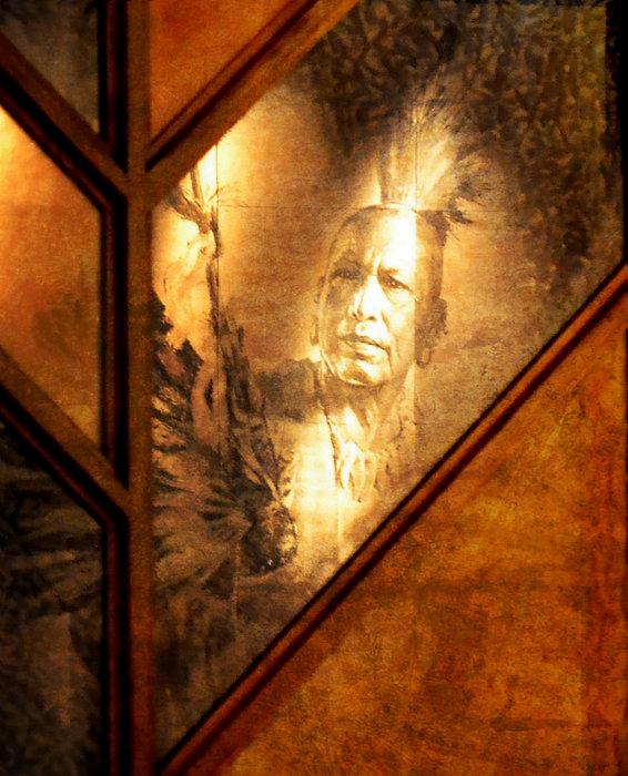 Quapaw Pride Print by Deena Stoddard
