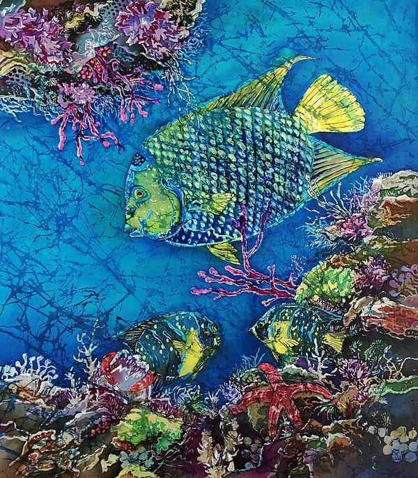 Queen Of The Sea By Sue Duda