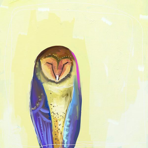 Cathy Walters - Quiet Owl