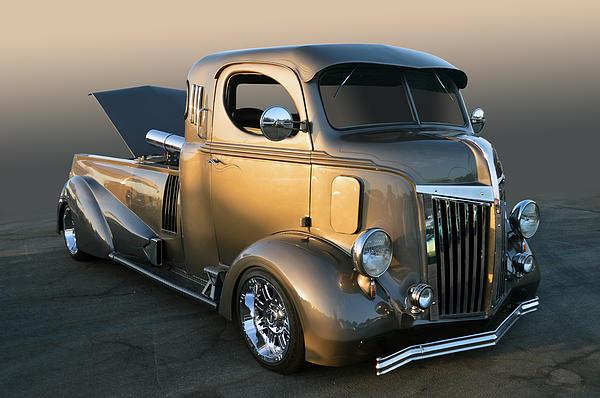Rad 38 Ford Coe By Bill Dutting