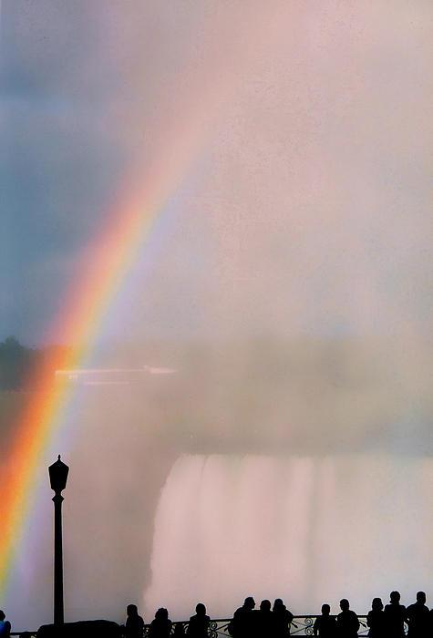 Pharris Art - Rainbow Falls