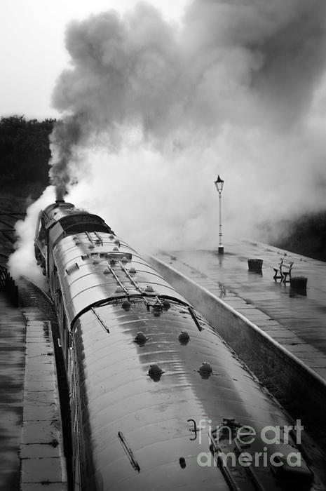 David Birchall - Rainy Day Departure