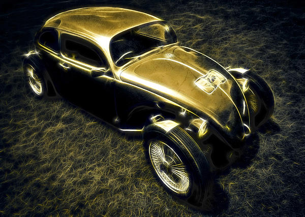 Rat Beetle Print by motography aka Phil Clark