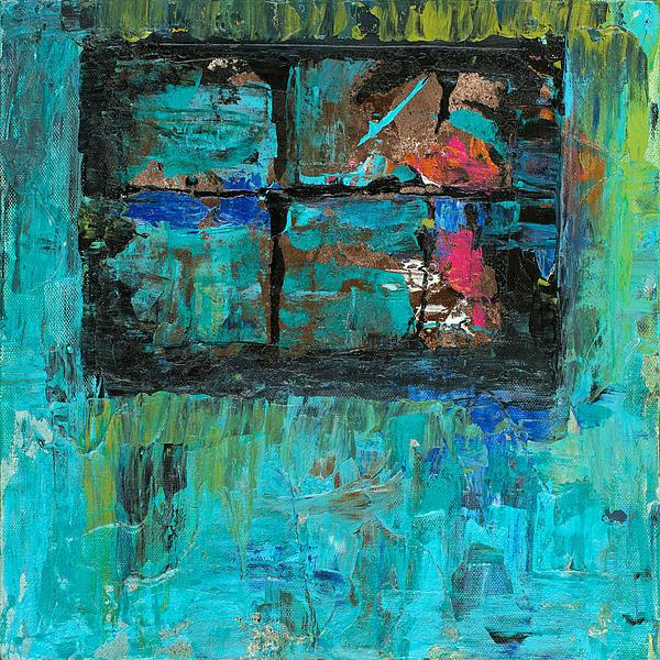 Rear Window Print by Katie Wolff