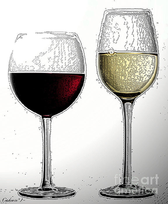 red versus white wine glasses k--k.club 2017