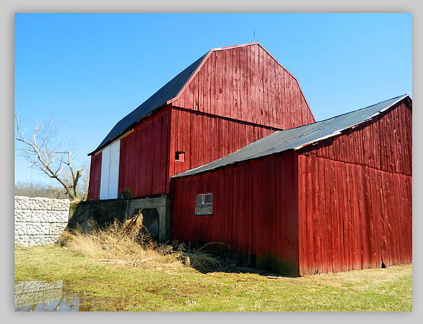 Kathy Barney - Red Bank Barn