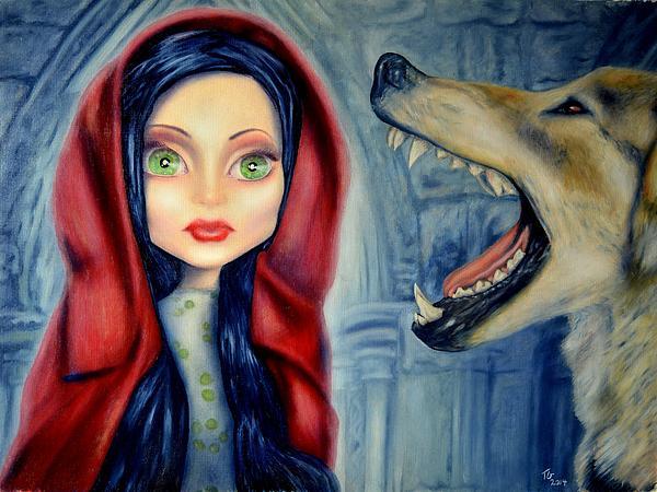 Tiago Azevedo - Red Riding Hood