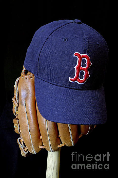 Red Sox Nation Print by John Van Decker