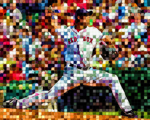 Red Sox Nation Print by Terry Fiala