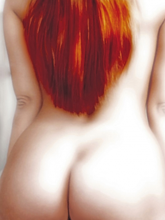 Red Temptation Print by Joachim G Pinkawa