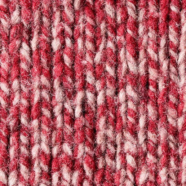 Red Wool Print by Tom Gowanlock