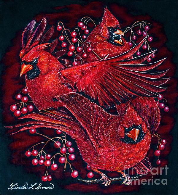 Linda Simon - Reds