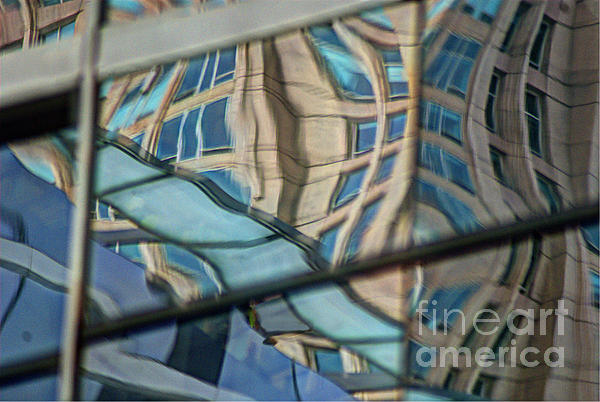 Reflection 15 Print by Jim Wright