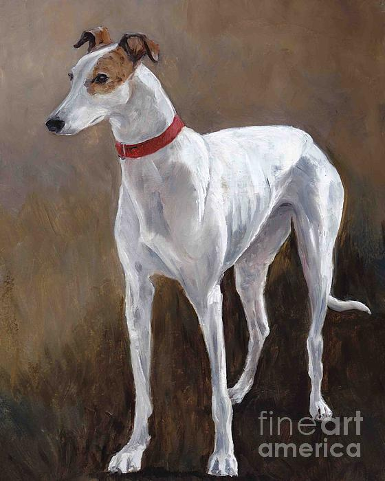 Rescued Racer Print by Charlotte Yealey