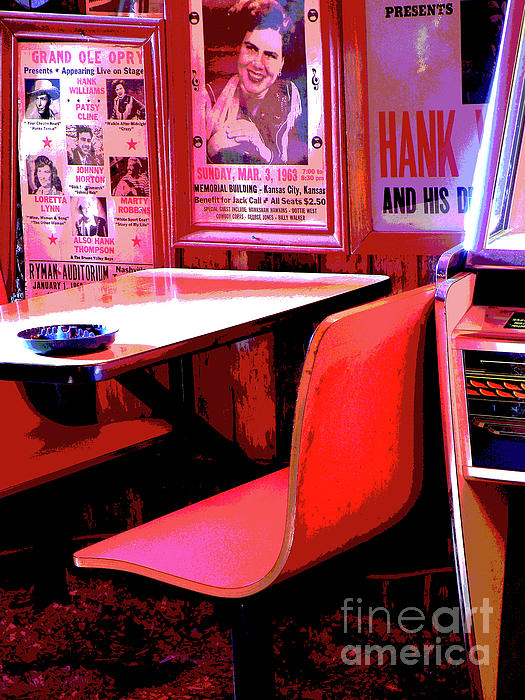 Reserved Seating Print by Joe Jake Pratt