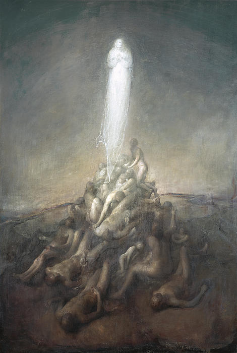 Odd Nerdrum - Resurrection