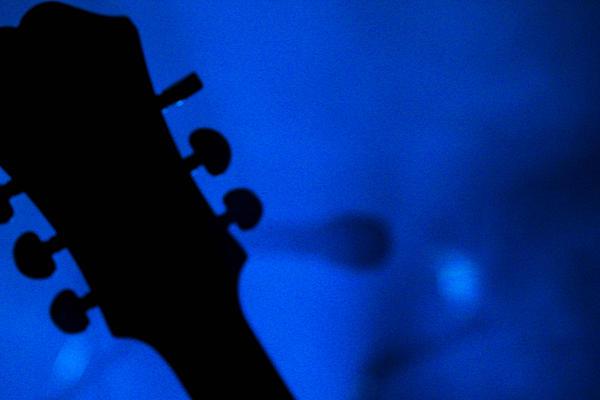 Rhythm And Blues  Print by KBPic