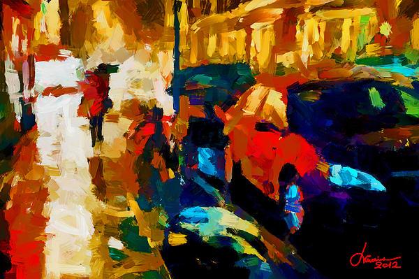 Richmond Street Tnm Print by Vincent DiNovici